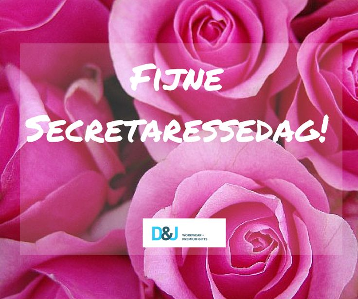 Fijne Secretaressedag. #Secretaressedag #SecretaryDay  #Cadeau