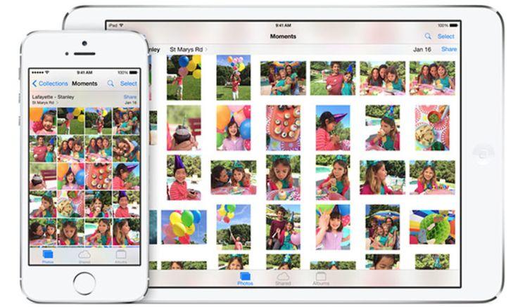 Cómo crear carpetas en la aplicación fotos de iOS - http://www.actualidadiphone.com/crear-carpetas-aplicacion-fotos-ios/