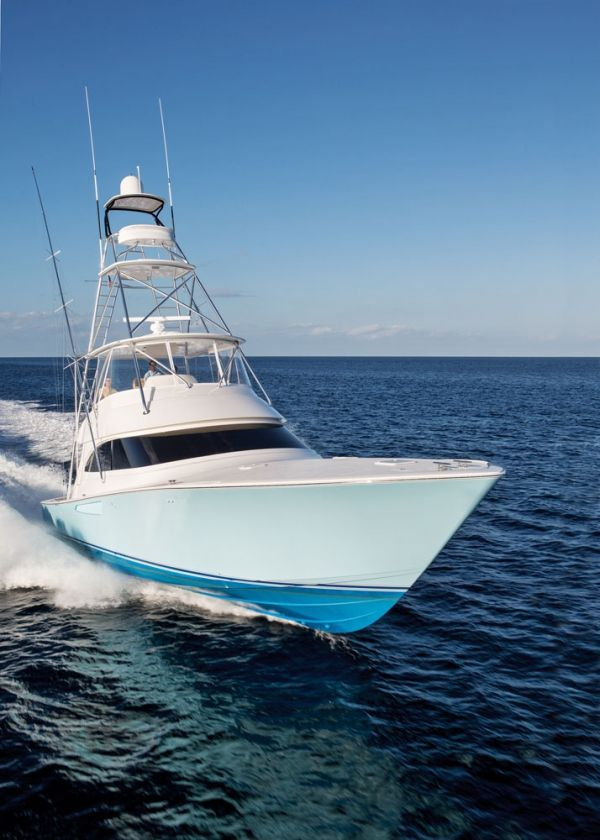 The healey family started building boats in new gretna for Sport fishing boat manufacturers