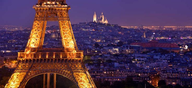 Paris: Eiffelturm bei Nacht und Führung ohne Anstehen