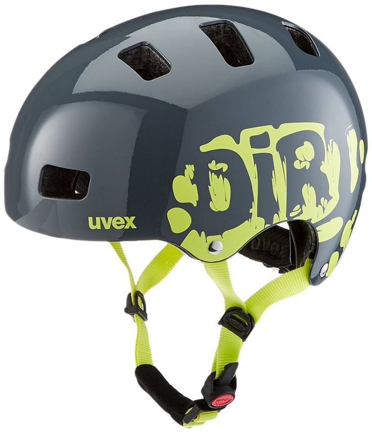 UVEX Kinder Radhelm Helm Dirtbike Fahrradhelm Roller BMX Kinderhelm Schutzhelm