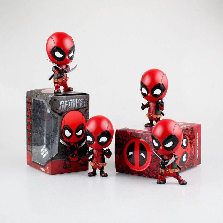 Deadpool Toys Bobblehead  Collectible