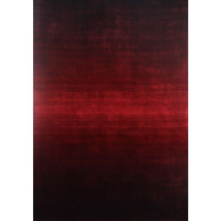 Giverny - coco red Bayliss rug 250 x 350