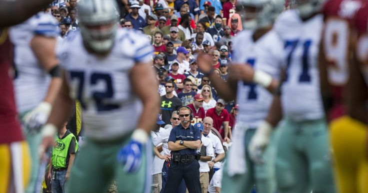 What's trending after Cowboys-Redskins: Jason Garrett throwing caution to the wind?