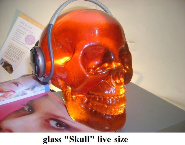 glass mannequin