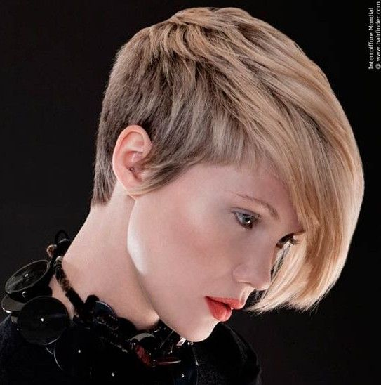 15 Chic Short Haircuts: Most Stylish Short Hair Styles Ideas | PoPular Haircuts
