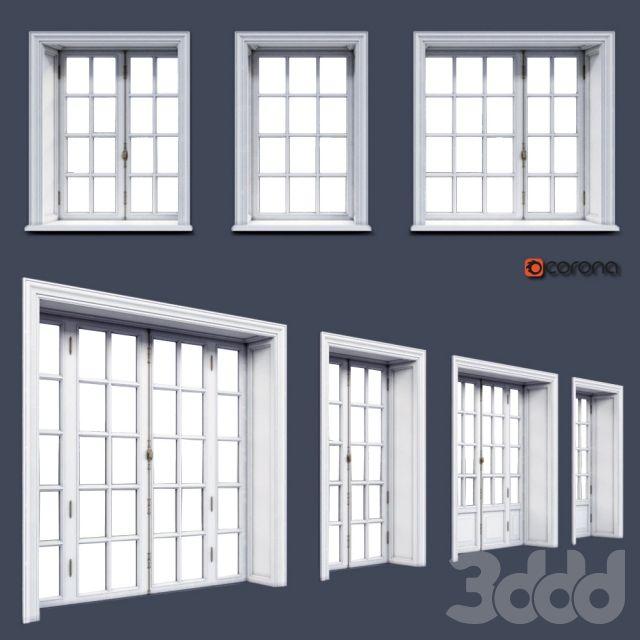 Французские окна