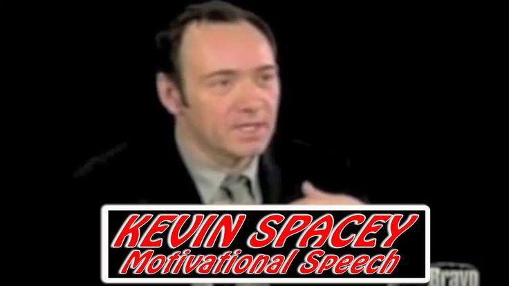 Kevin Spacey Speech  University Sub Ita - Come possiamo aiutare noi stessi