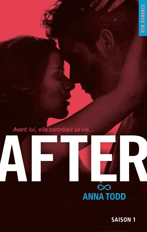 After, saison 1 - Anna Todd,  Livre, 600 Pages, Couverture souple. #AFTER #ANNATODD
