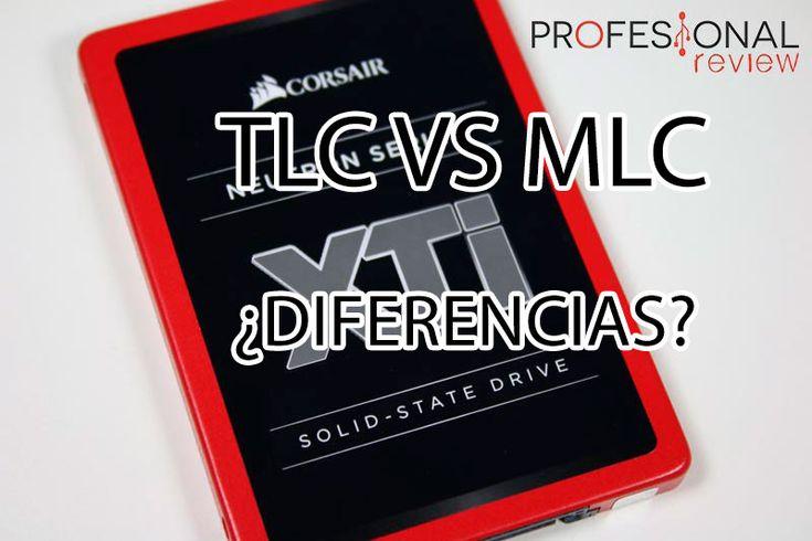Discos SSD con memorias TLC vs MLC  Conclusión  El MLC tiene más vida útil que el TLC, porque es más fácil de distinguir los 4 estados posibles de tensión que los 8 que tienen un margen de error menor. Por esto también que un SSD TLC es más barato y lo encontramos en SSD de gama baja y media.