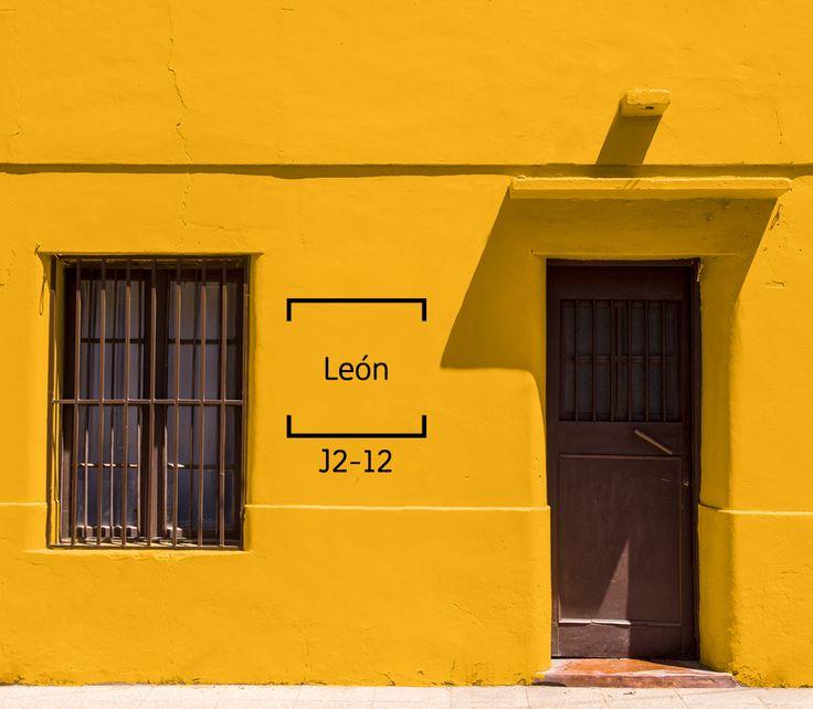 Cambia el color de tu #fachada y dale un aspecto aventurero y diferente en tonos #amarillos. #BienHecho