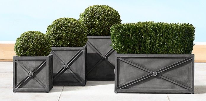 RH's Planter Collections:At Restoration Hardware, you'll explore an exceptional world of high quality unique home furnishings and home decor. We want to surround ourselves with what we love, that's why we are one of the nation's top home furnishing stores.
