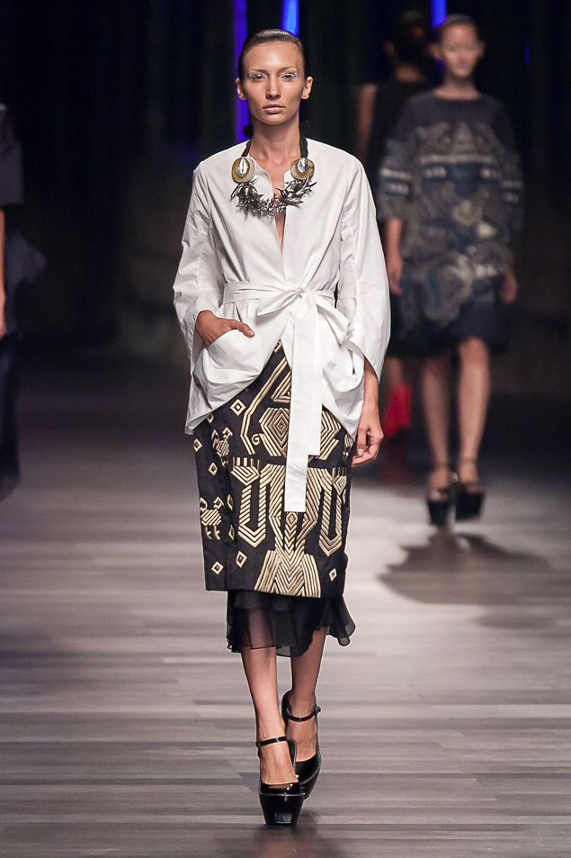 Biyan, Women's Wear Collection – Spring/Summer 2015 – The Actual Style