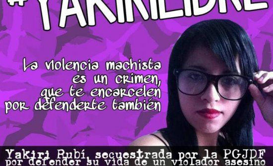 Symbole de l'autodéfense féminine, Yakiri Rubio est libre - 7 Lames la Mer #yakirirubio #viol #femme
