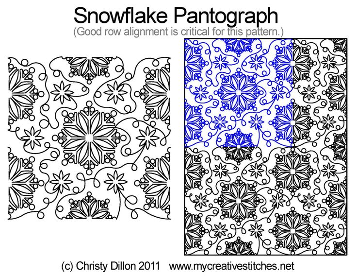Digital Designs For Longarm Quilting : 17 Best images about Quilting - Digitized Pantos on Pinterest Quilt border, Patterns and Design
