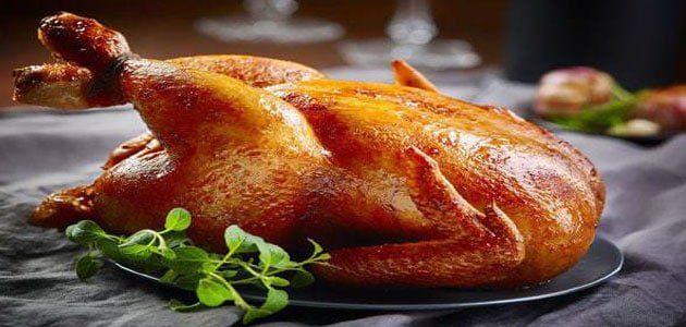 الدجاج المطبوخ في المنام وبيع وشراء الدجاج في الحلم Perfect Roast Chicken Whole Baked Chicken Roast Chicken Recipes