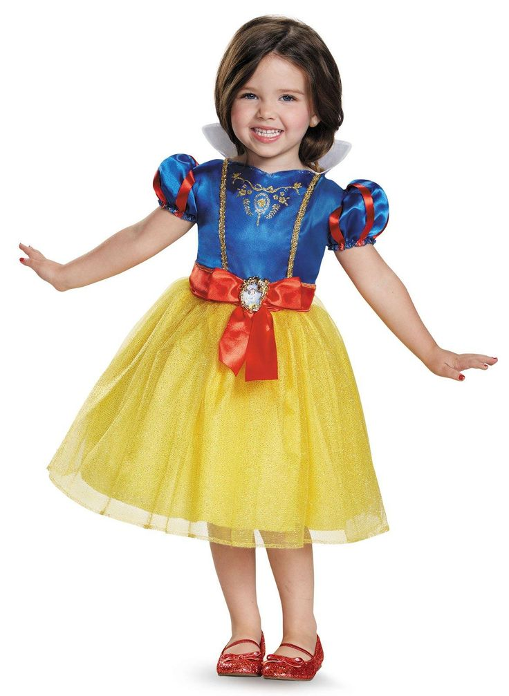 Disney Princess Toddler Classic Snow White Costume from Buycostumes.com