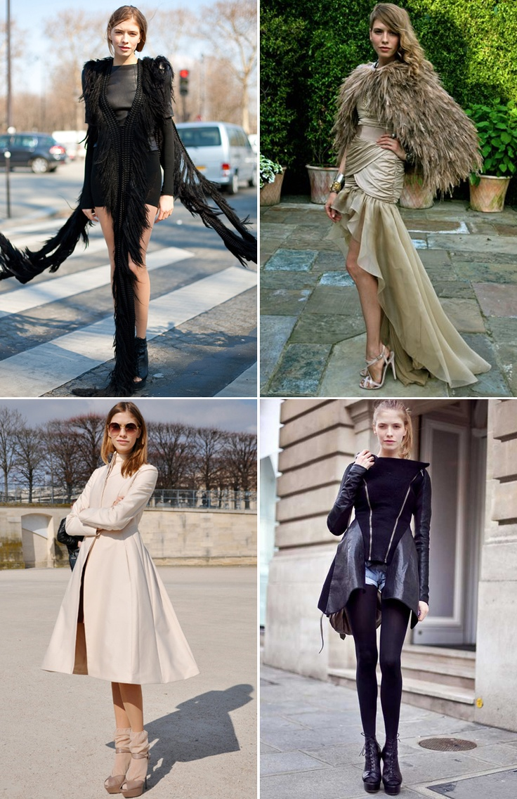 Elena Perminova: biography of the style icon