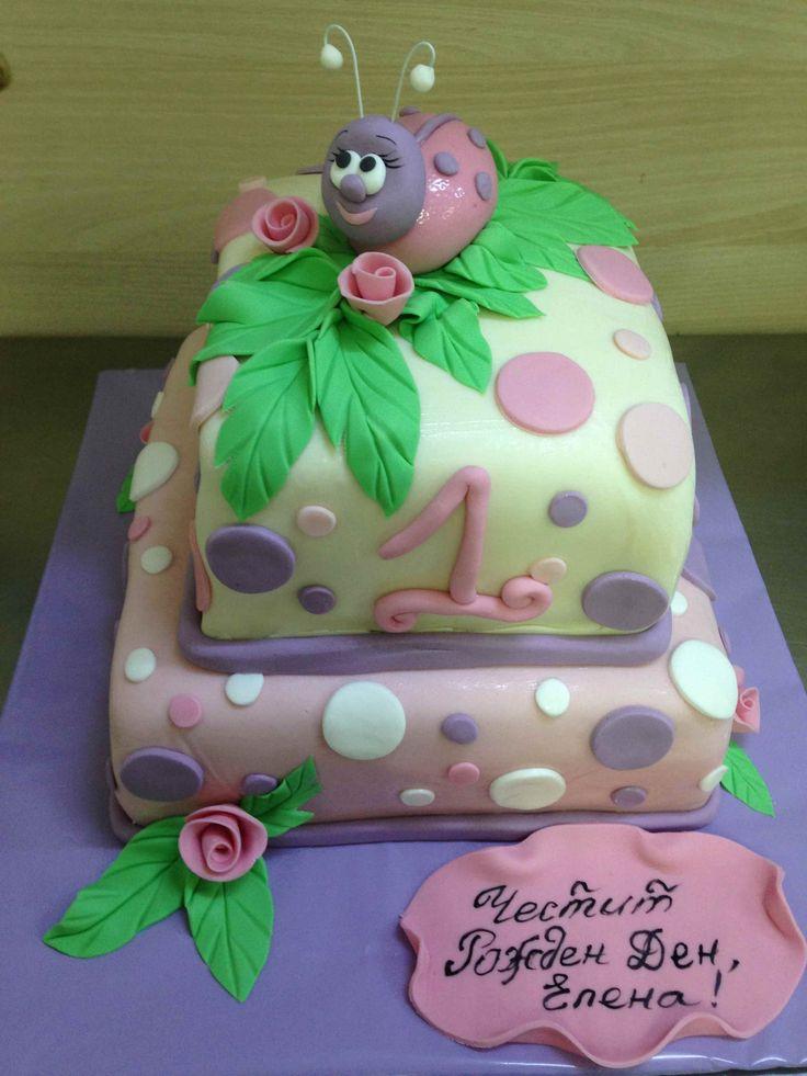 Ladybug (Purple&Pink)