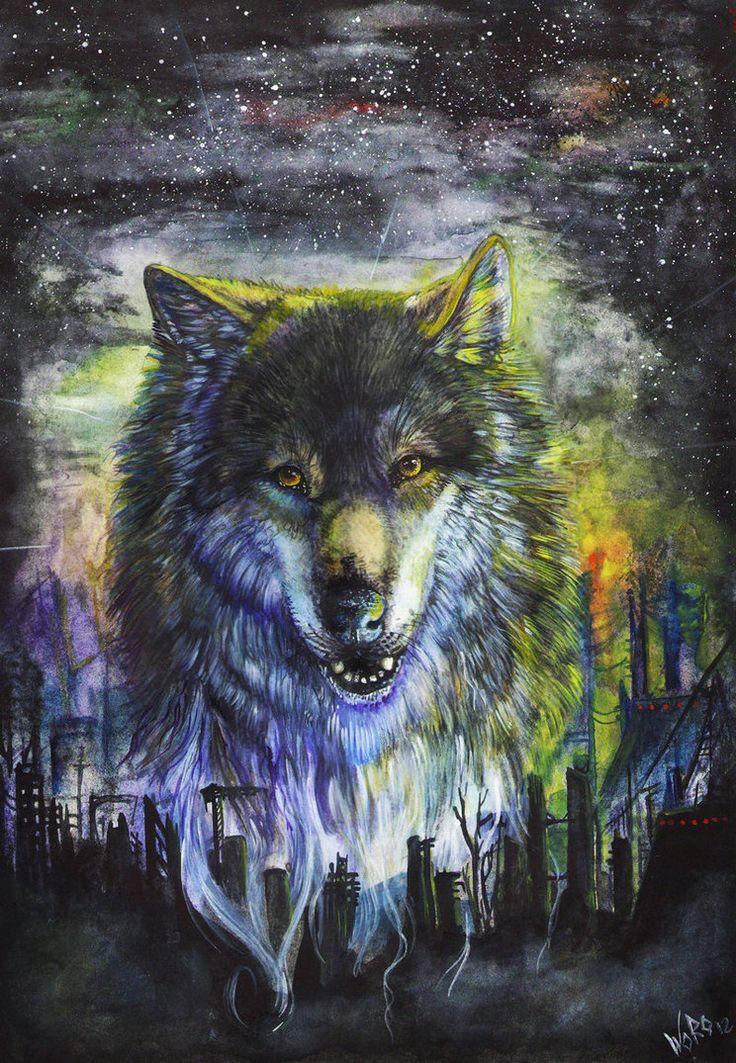 Strange days by WolfRoad on deviantART