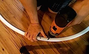 How to Make a LED Hula Hoop with Matt Tollow | hooping.org