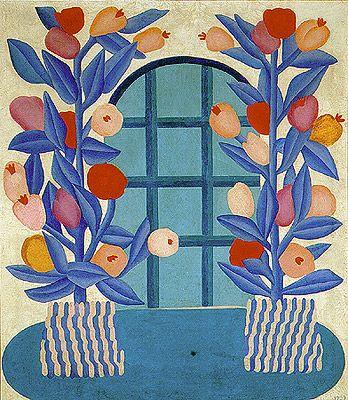 Romance, 1925 / Tarsila do Amaral