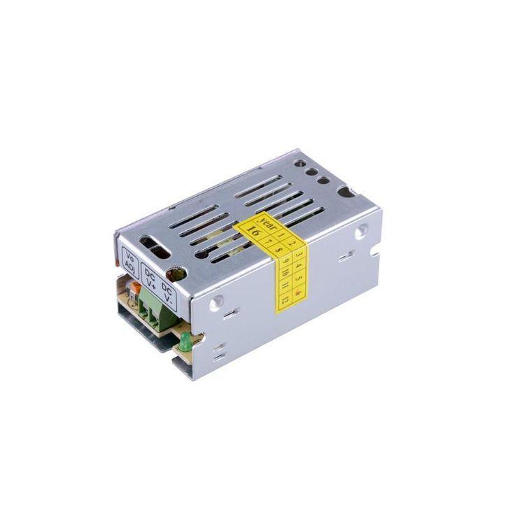 ΤΑΙΝΙΕΣ LED : ΤΡΟΦΟΔΟΤΙΚΟ 12V DC 10W IP20 N.147-70501