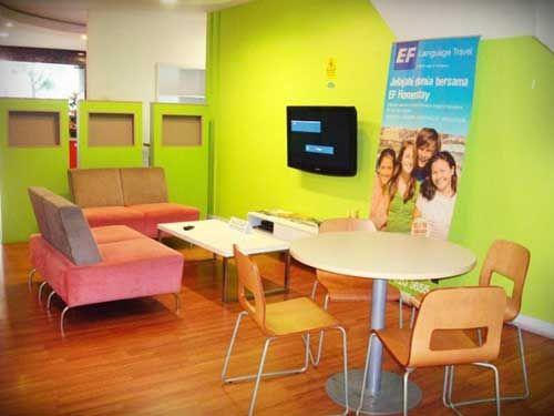 Student Lounge @ EF Gading Serpong