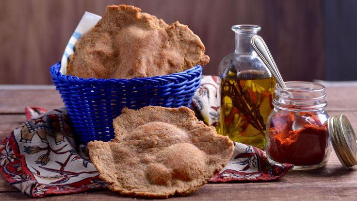 En India el pan también es un acompañamiento ideal para los guisos y otras preparaciones e incluso puede ser un estupendo desayuno o tentempié. En este...