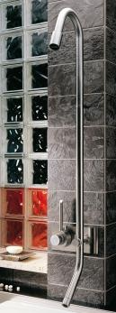 MGS Shower, Great for Outdoors since it's Stainless Steel