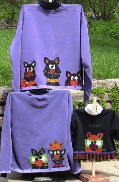 17 best images about pattern hutch applique on pinterest for Applique shirts for sale