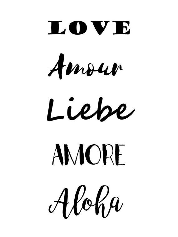 Laminas decorativas para imprimir love amor por for Laminas para cuadros para imprimir