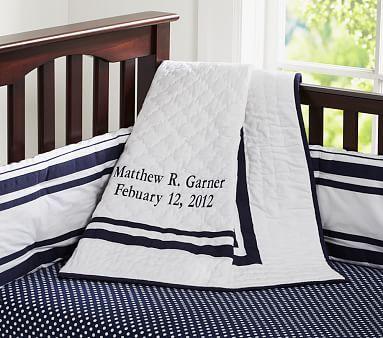 Harper Nursery Bedding Collection #pbkids
