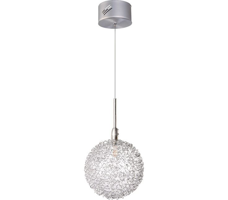 Et2 e20108 78 starburst mini low volt round pendant 1 light 20 total watts halogen nickel