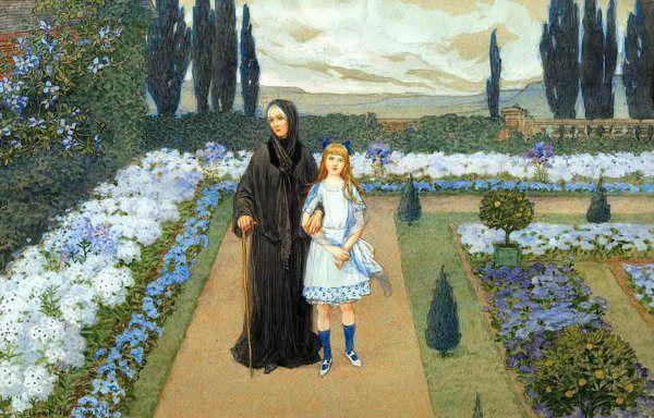 The Garden   -     Elisabeth Sonrel
