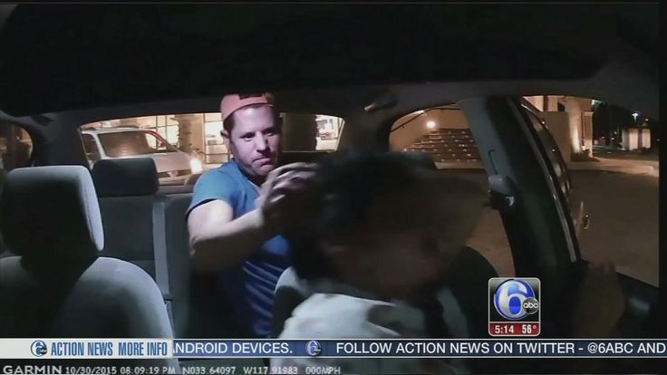 A driver is recovering after a brutal beating caught on camera inside an Uber vehicle in Orange County, California.