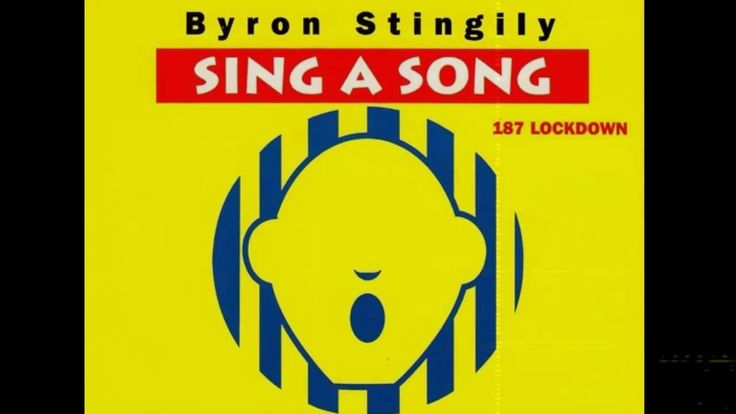 Byron Stingily - Sing a Song (187 Lockdown Vocal Mix) | 90s SPEED GARAGE