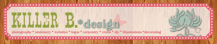 Killer b. Designs - THE best DIY site I've found yet! DIY but doesn't look it!