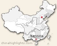 awesome Nanning Map