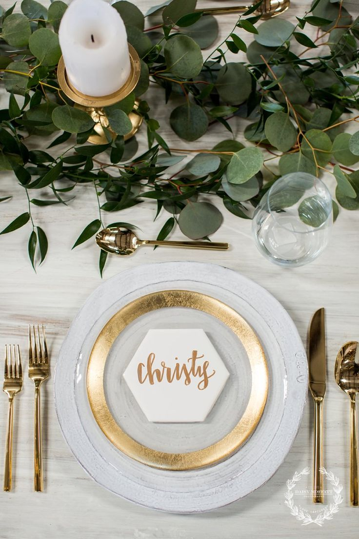 Photographer: @Daisy Moffatt Photography | Makeup & Hair: SpaGo​ | Florals: May Flowers​ | Signage: Molly Nicole | Maggie Walker Weddings​ | Dress: Ever After Bridal | Invitations: Tickled Ink​ | Cake: Tarte Cakes | Venue: The Peyton | Chattanooga TN | Rustic Industrial Chic | Simple Weddings | Green & Gold