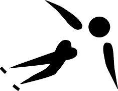 Bruslení, Krasobruslař, Znamení, Symbol