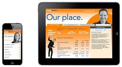 Australasian Reporting Awards - Winner Best Online Report by twelvecreative.com.au