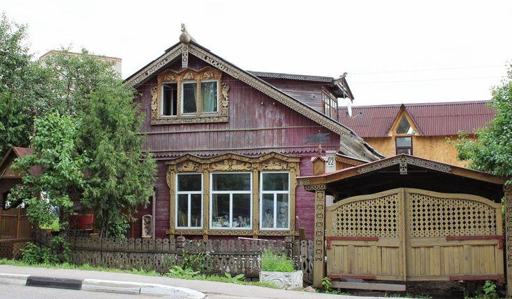 Частный музей народной культуры Жили-были, созданный художником Виктором Багровым.