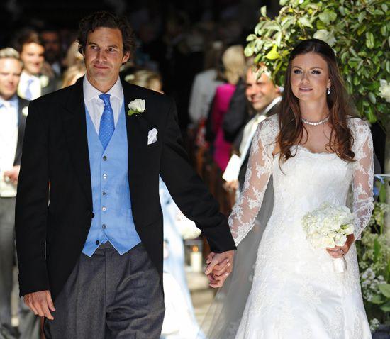 Rupert Finch & Lady Natasha Rufus Isaacs