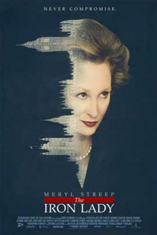 The Iron Lady Movie Poster (11 x 17) - Item # MOVAB58784 - Posterazzi