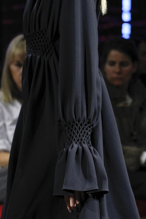 velvetrunway: KENZO FW16 || posted by haute-vanity