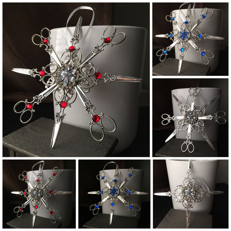 75 best Christmas Ornaments Vintage & Steampunk Inspired images on ...