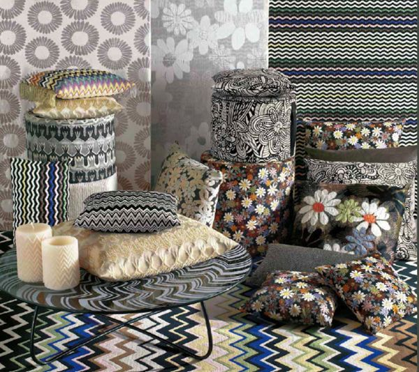 Missoni Home Rajhastan Chair: 164 Best Ideas About HOME☆MISSONI HOME On Pinterest