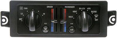 awesome HVAC Control Module Front Dorman 599-199 Reman fits 00-04 Buick Regal 3.8L-V6 - For Sale