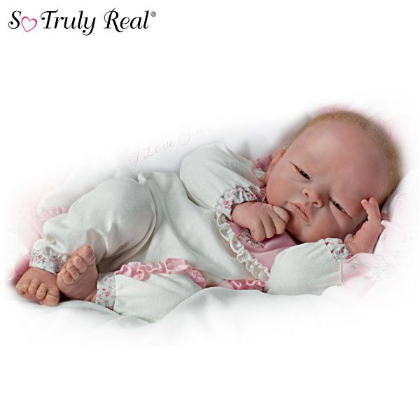 45 best dolls images on pinterest reborn baby dolls realistic baby dolls and realistic dolls. Black Bedroom Furniture Sets. Home Design Ideas